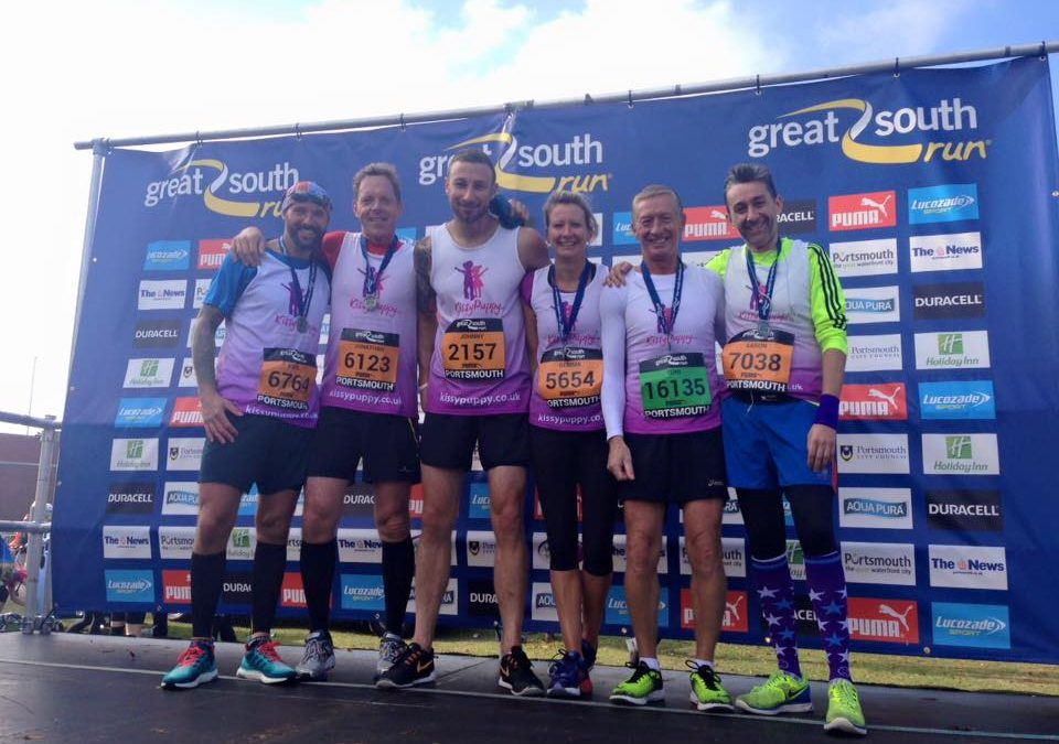 Well done Great South Run 2016