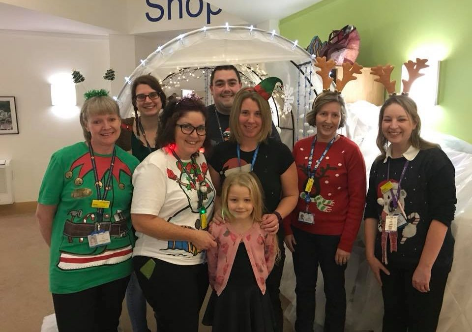 Hospice Christmas Party 2017