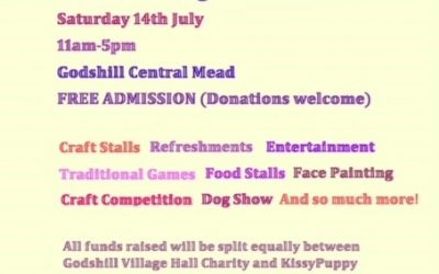 Godshill Village Fete 2018