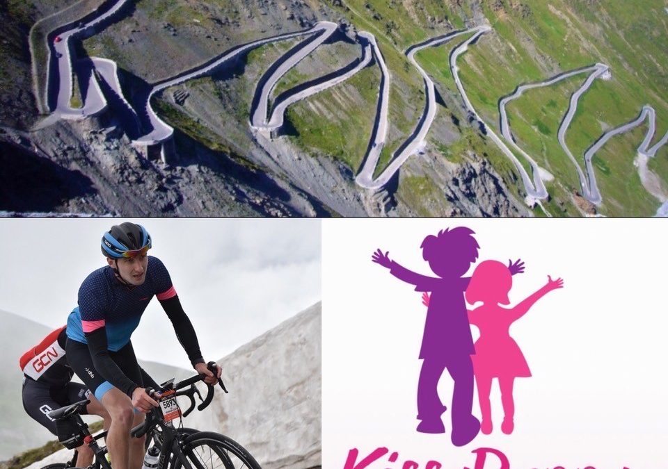 Joe Newnham takes on the Haute Route Stelvio